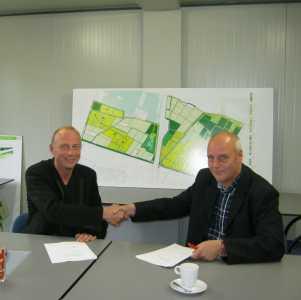 Jan Willem Kamerman en Hans van de Wetering