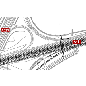 Officiële opening fietstunnel onder A15