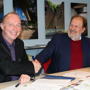 Samenwerking Openluchtmuseum met Park Lingezegen