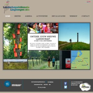 Programma Landschapstriënnale Lingezegen online!