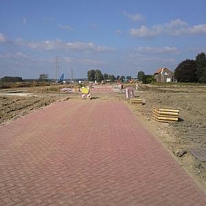 Projectbureau bereikbaar via De Park, niet via Marasingel