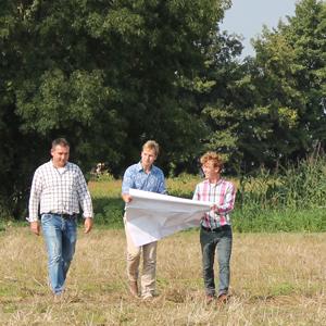 Video 'Van ontwerp tot uitvoering: De Buitens & Het Landbouwland'